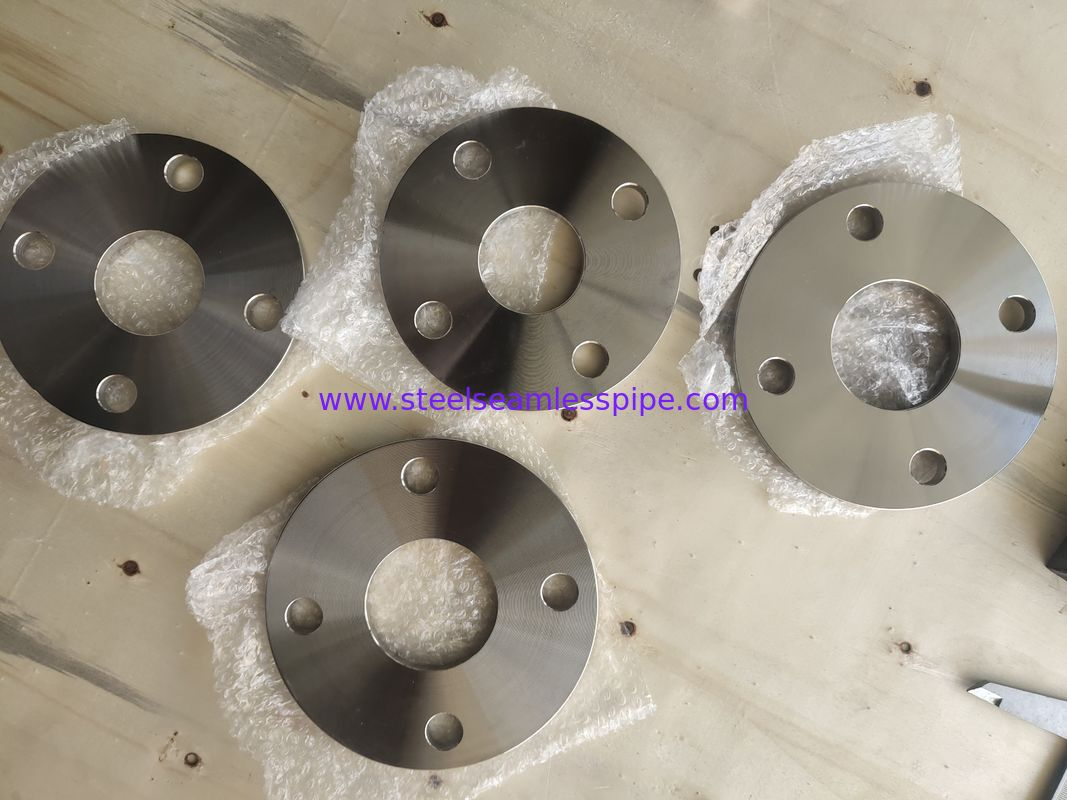 ASTM A182 F316L Steel Flanges Soff DN15 To DN600 ASME B16.5 High Strength