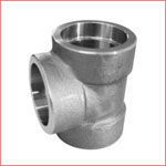 Stainless Steel Forged  Fitting, ASME B16.11,. MSS SP-79, and MSS SP-83. Superior Corrosion Resistance